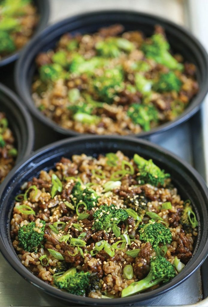 CrossFit Soda City Macro Monday Recipe - Quick and Easy Beef & Broccoli