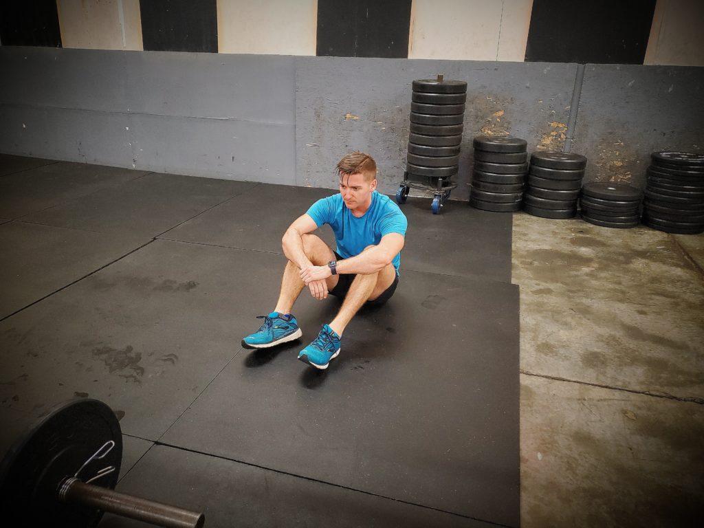 CrossFit Soda City Member Dave C.