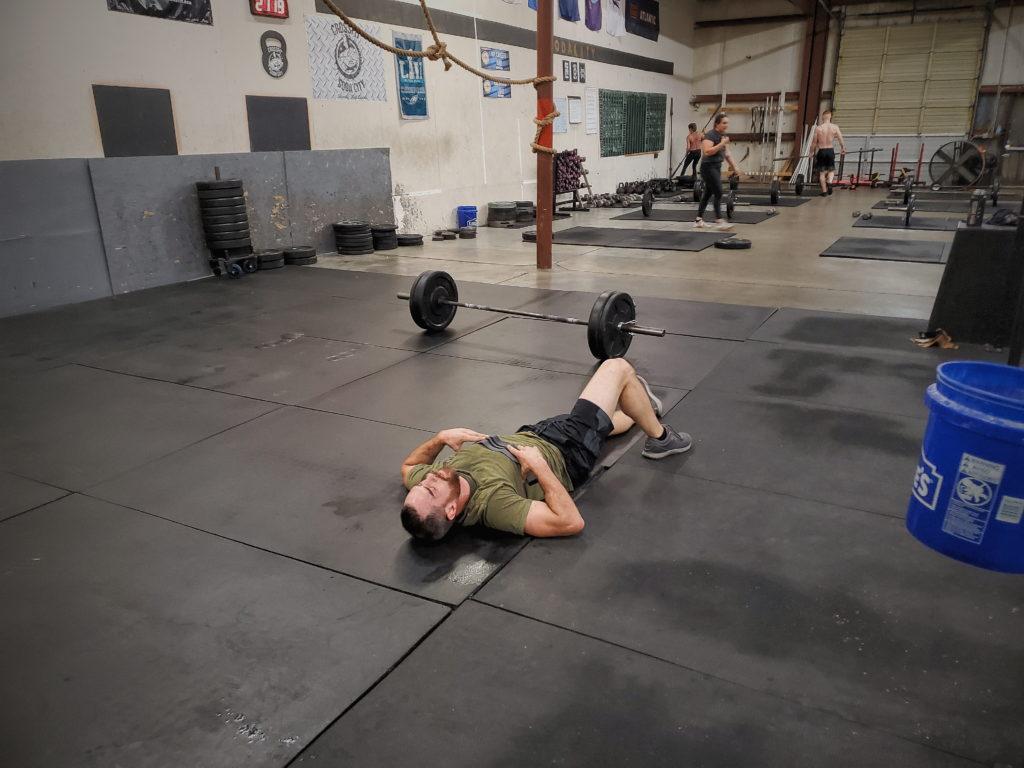CrossFit Soda City Member Jeff J.