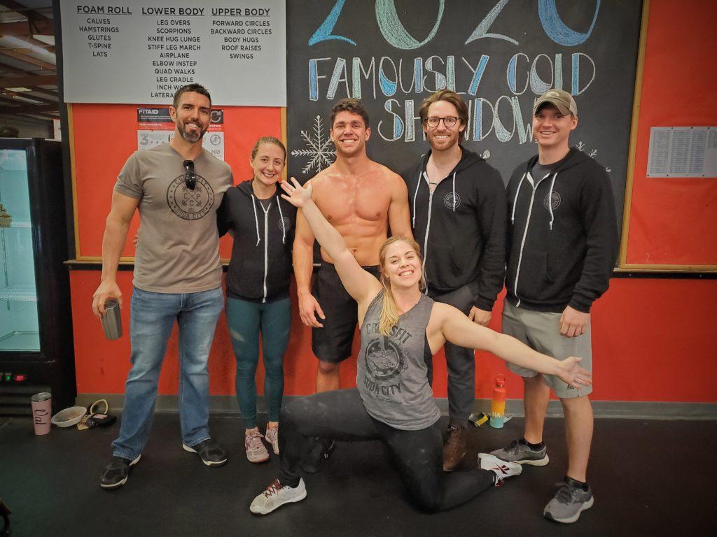 CrossFit Soda City represent!