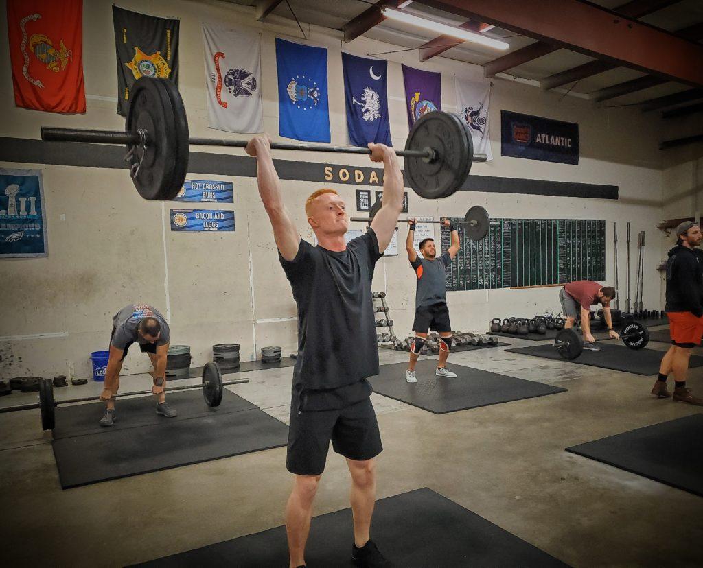 CrossFit Soda City Coach Sean L.