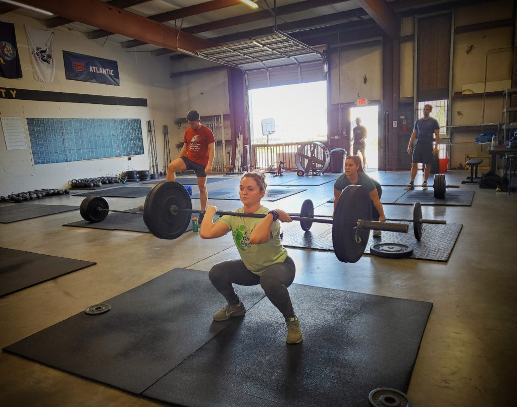 CrossFit Soda City Member Kaelynn S.