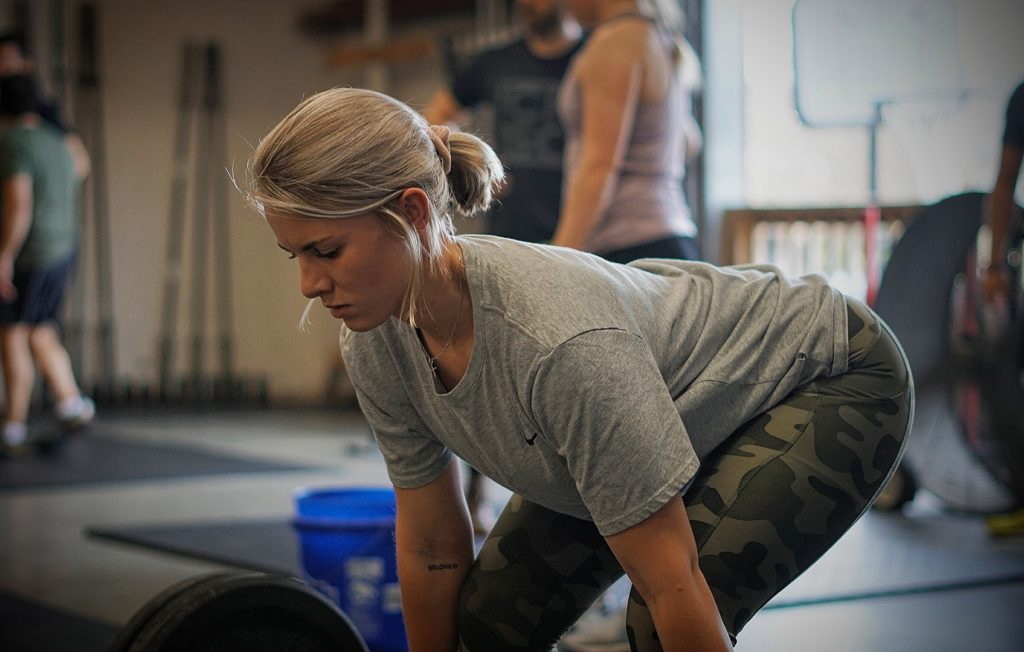CrossFit Soda City Member Aubrey D.