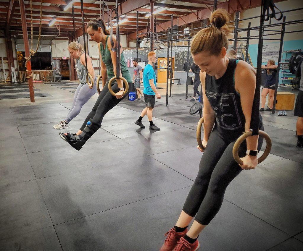 CrossFit Soda City Gymnastics Class