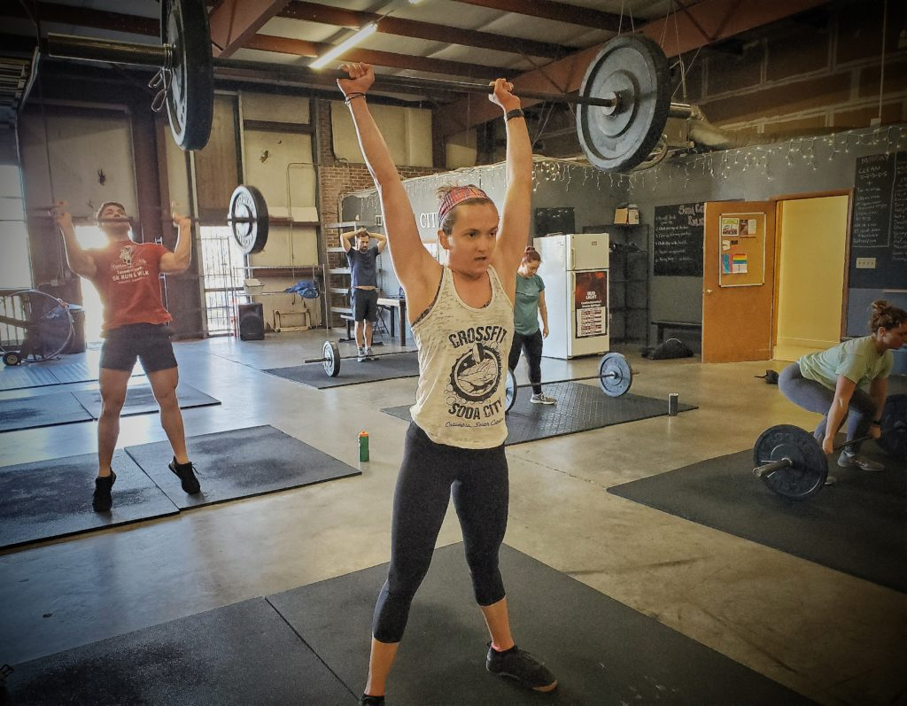 CrossFit Soda City Coach Elise A.
