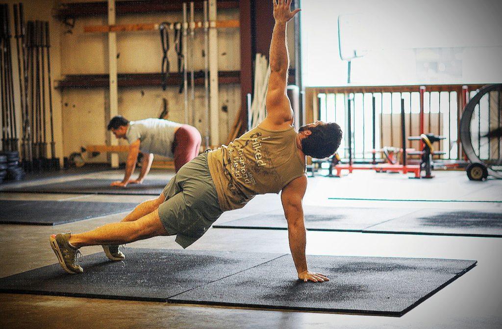 CrossFit Soda City Member Daniel P.