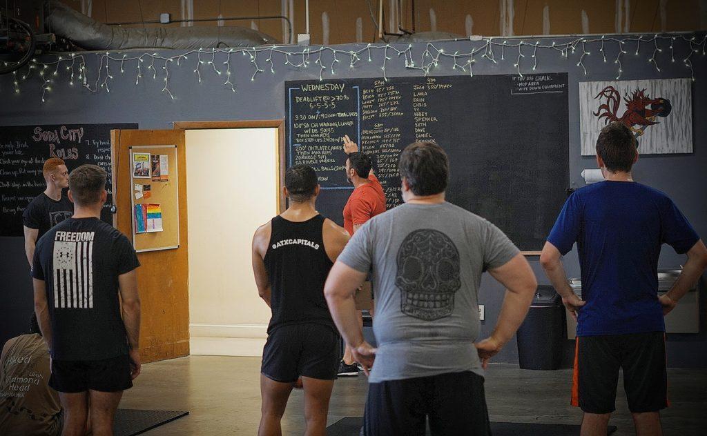 CrossFit Soda City Real Coaching