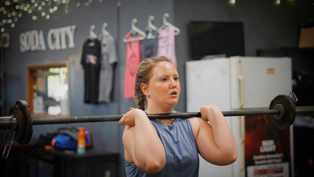 CrossFit Soda City Member Helen D.
