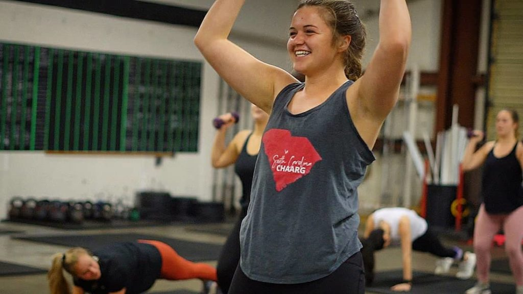 CrossFit Soda City hosts USC Chapter of CHAARG