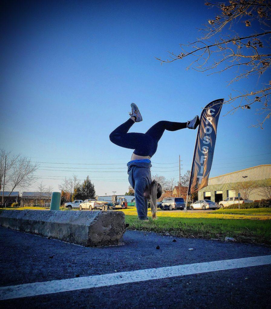 CrossFit Soda City Member Skyelar W.