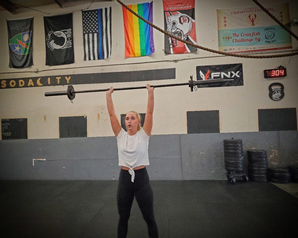 CrossFit Soda City Member Lena H.