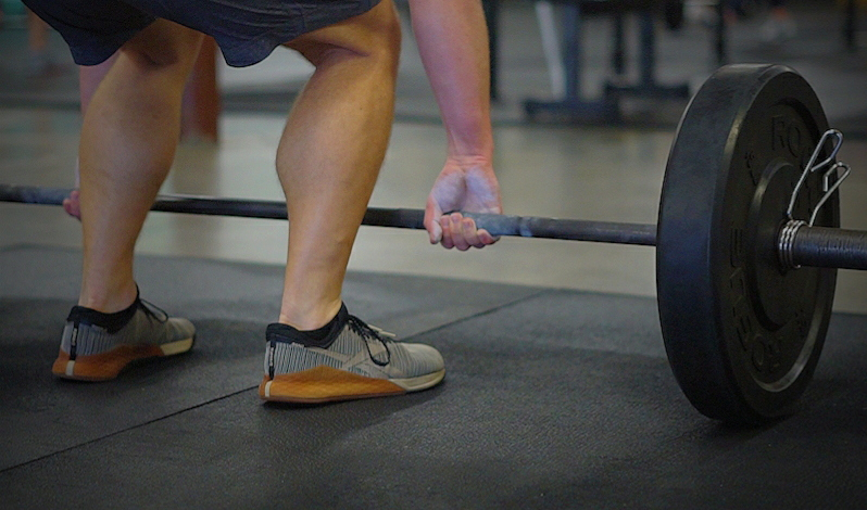 CrossFit Soda City Member Ryan B.