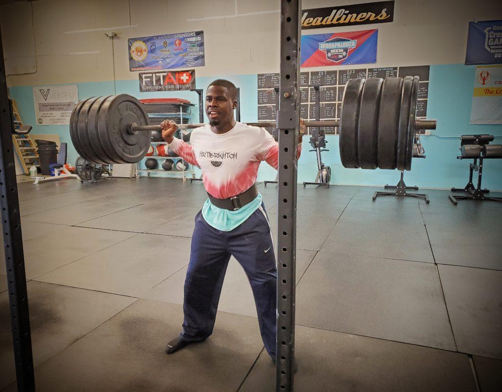 CrossFit Soda City Member Daitwan C.