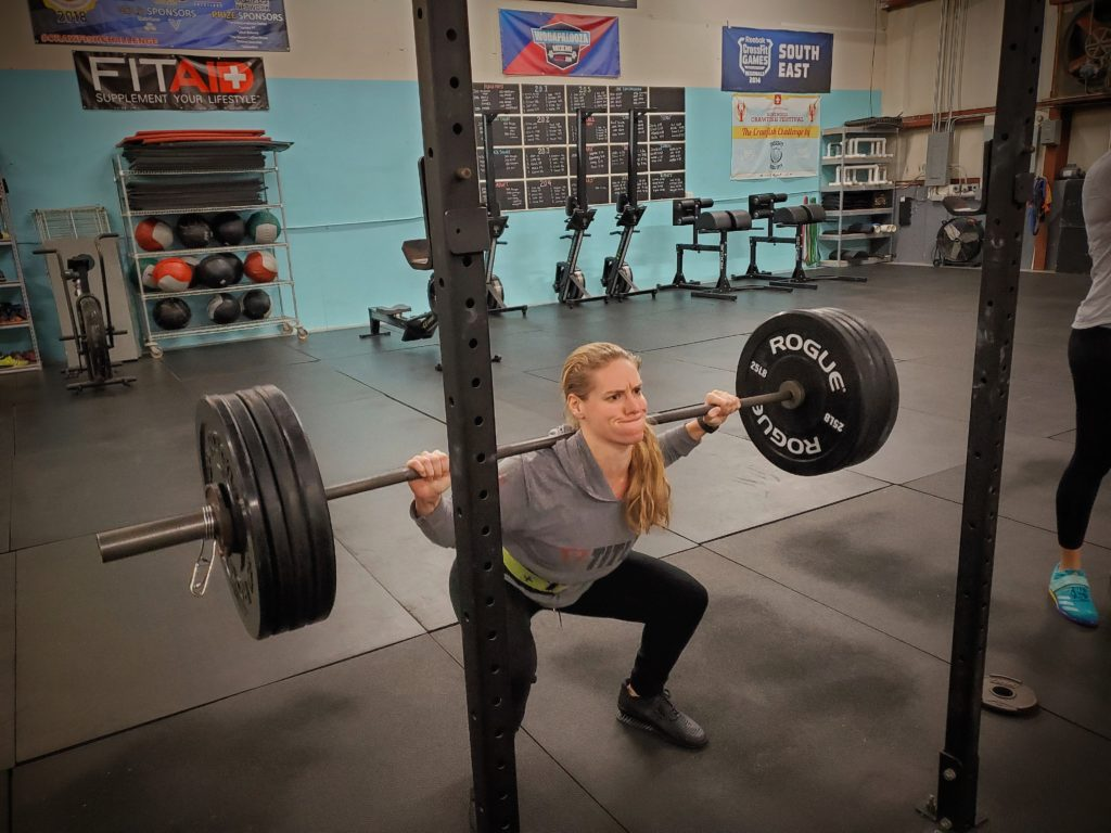CrossFit Soda City Member Rebecca E.