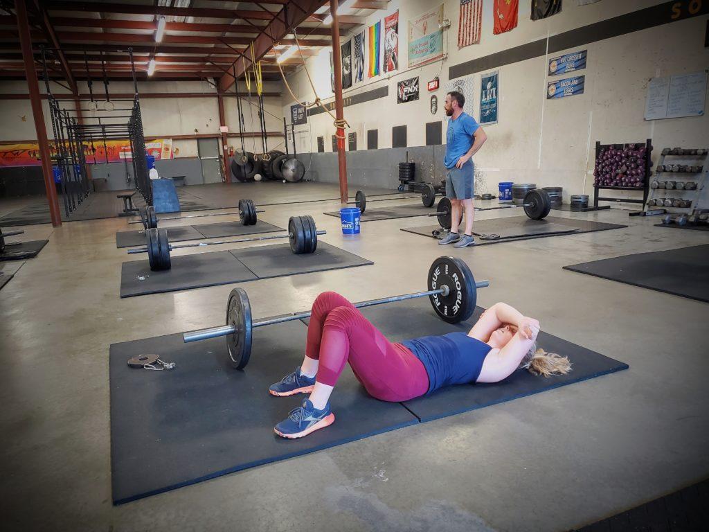 CrossFit Soda City Member Lindsey B.