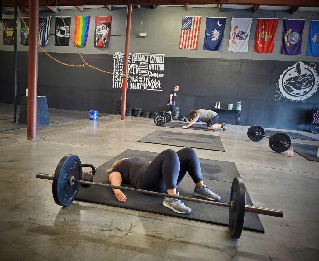 CrossFit Soda City Member Beth H.