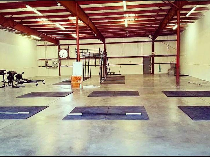 CrossFit Soda City 2014