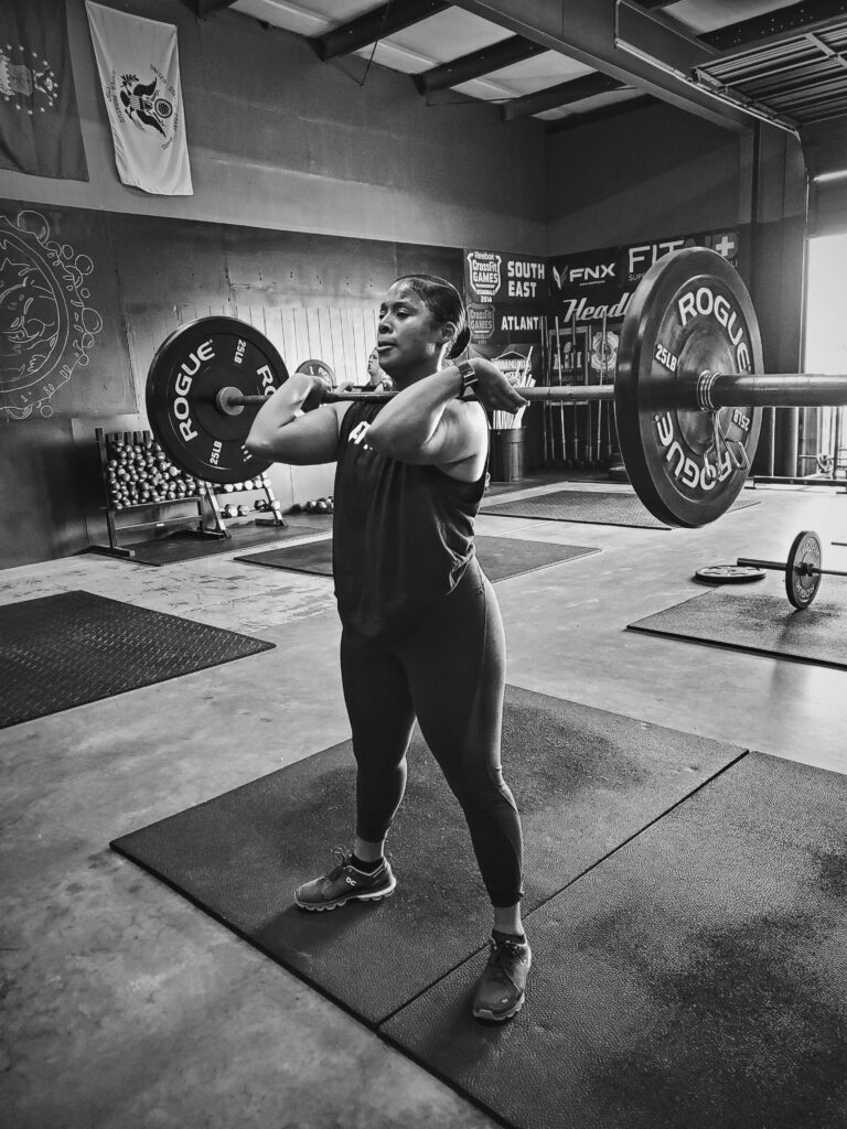 CrossFit Soda City Member Meagan A.