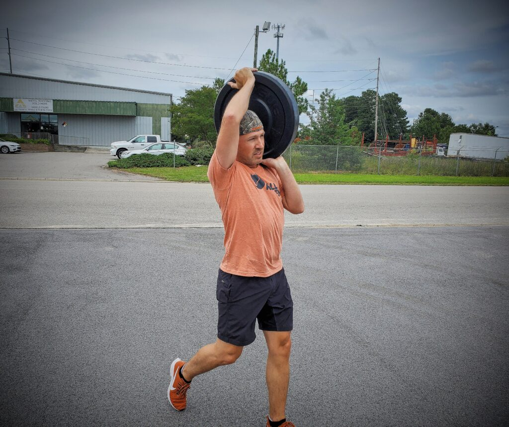 CrossFit Soda City Member Eric C.