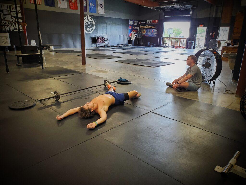 CrossFit Soda City heat is back