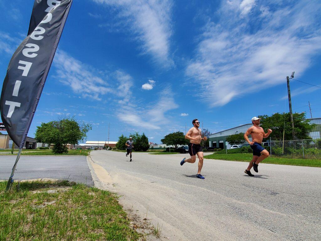 CrossFit Soda City RUNS Columbia