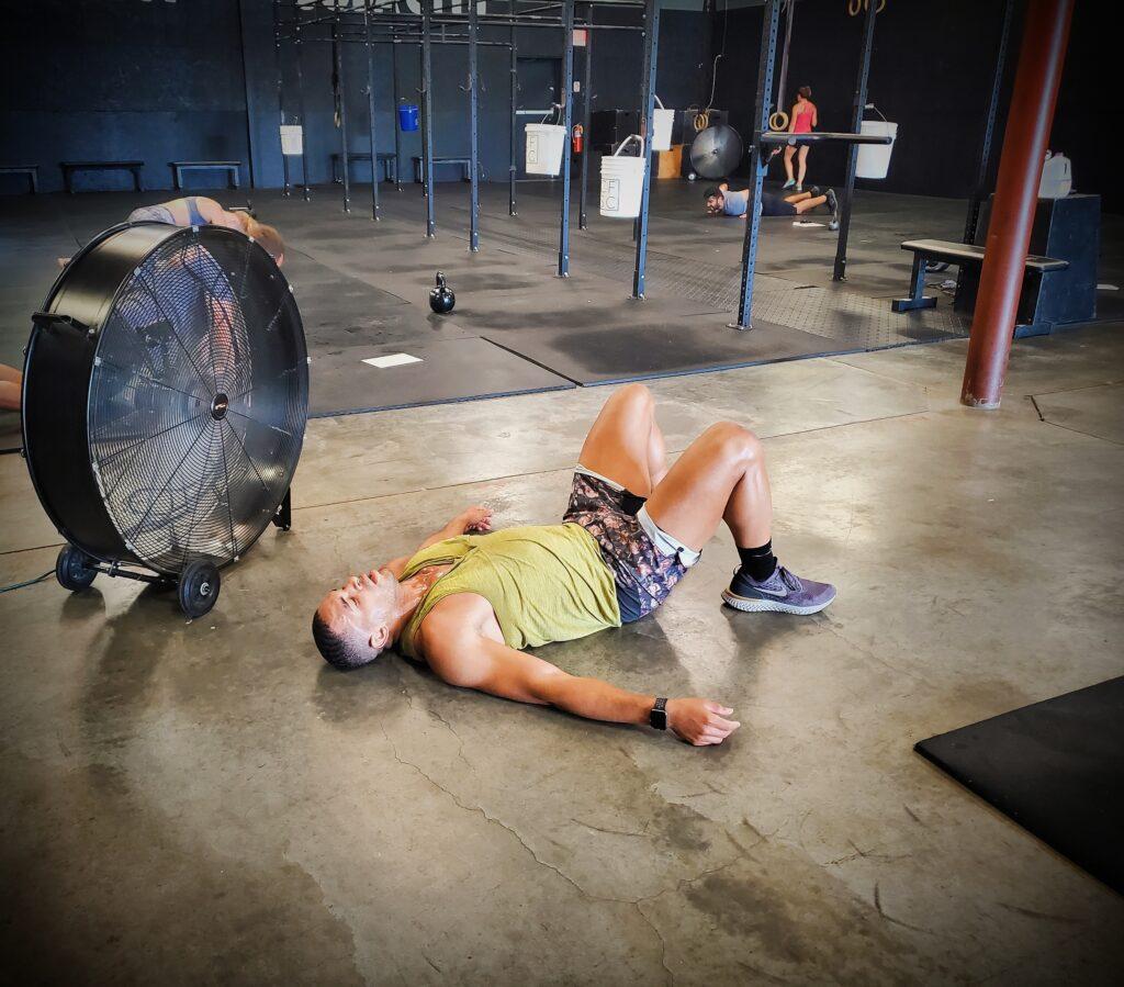 CrossFit Soda City Member Derrick K.