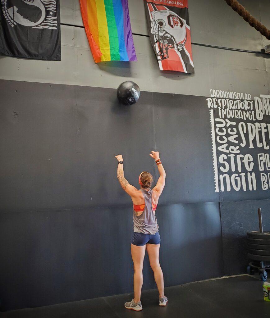 CrossFit Soda City Member Katy W.