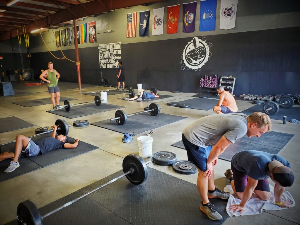 CrossFit Soda City - HWPO