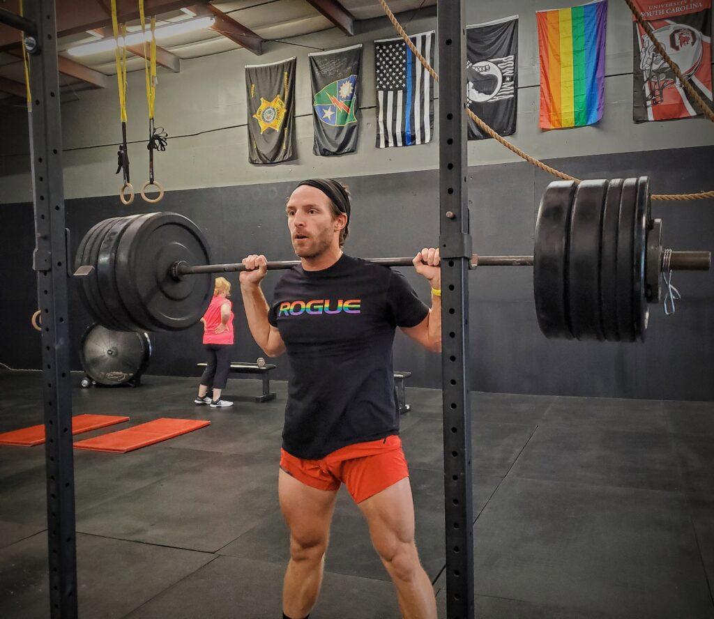 CrossFit Soda City's Coach Elliot