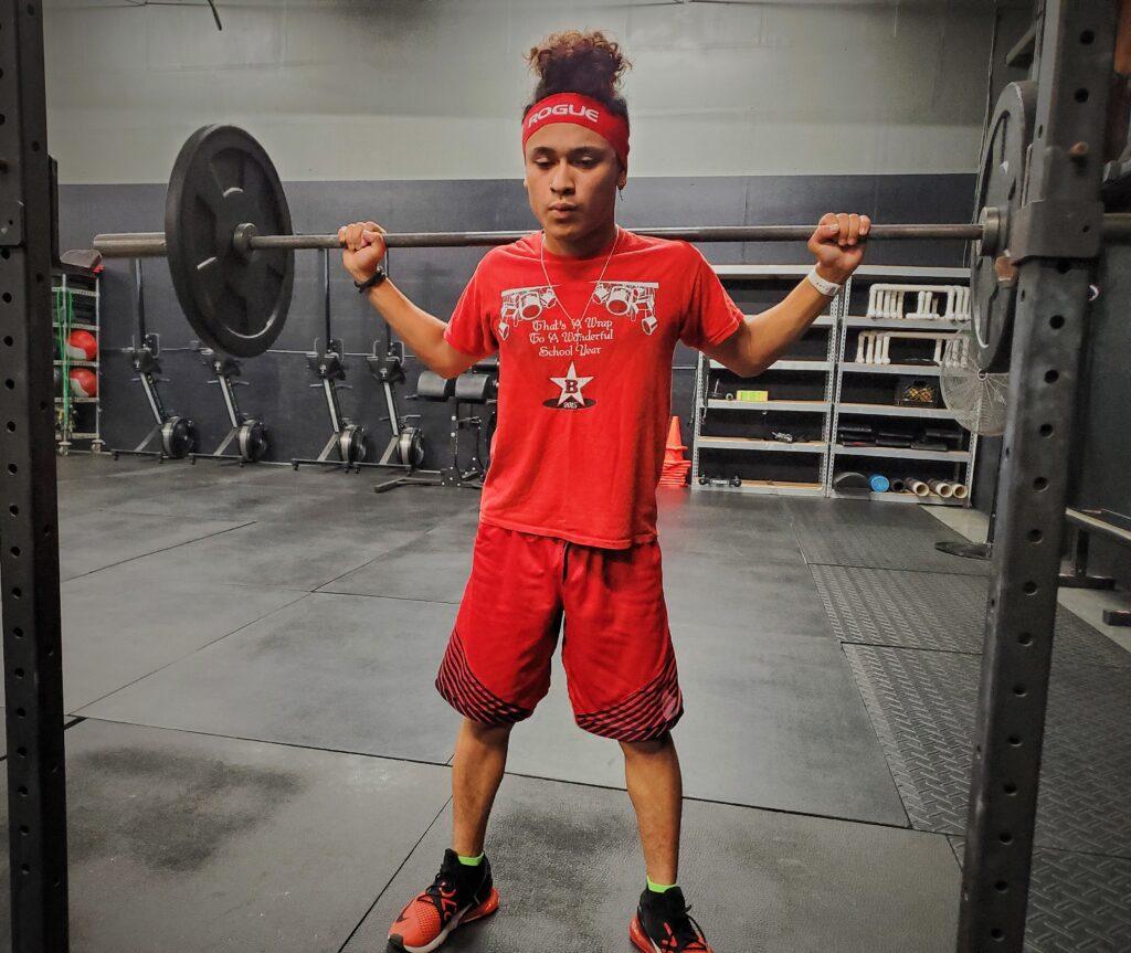 CrossFit Soda City Member Isaiah L.