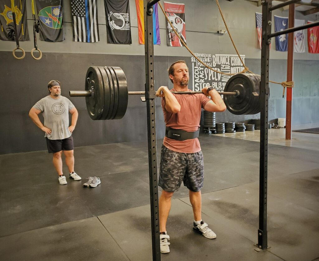 CrossFit Soda City Member Jason W.