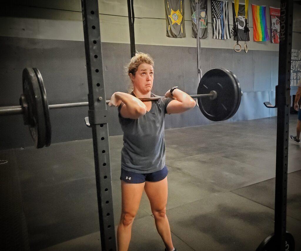 CrossFit Soda City Member Morgan T.