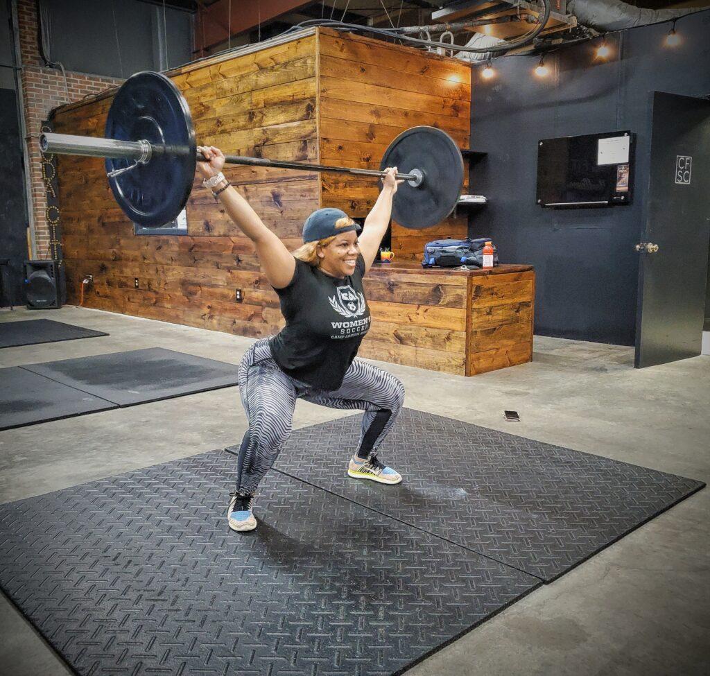 CrossFit Soda City Member Kedra W.