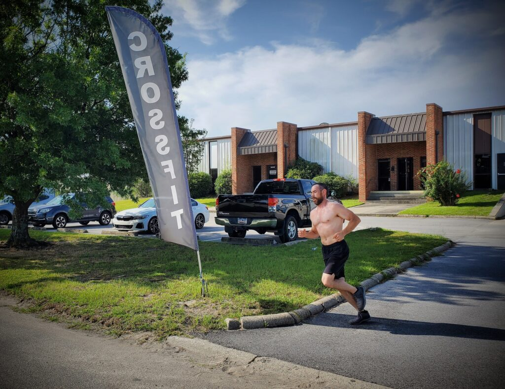 CrossFit Soda City Member Jeff J.