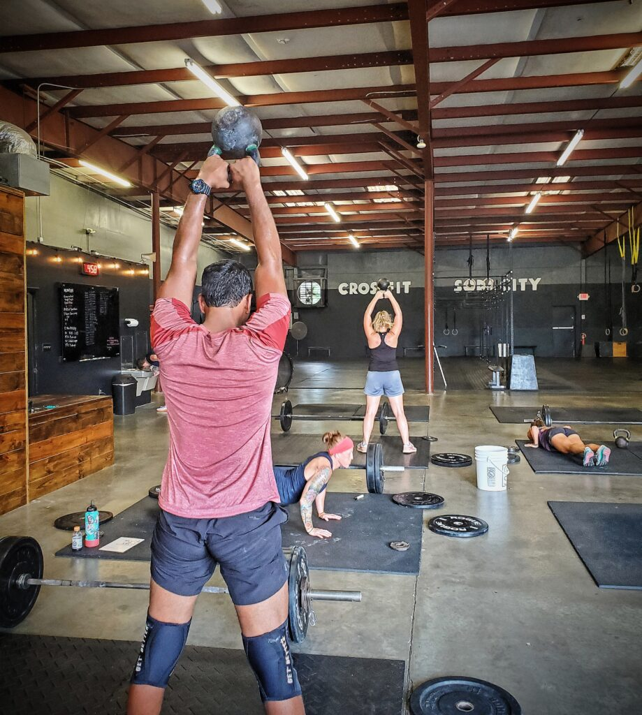 CrossFit Soda City - Helping to Build Better Humans