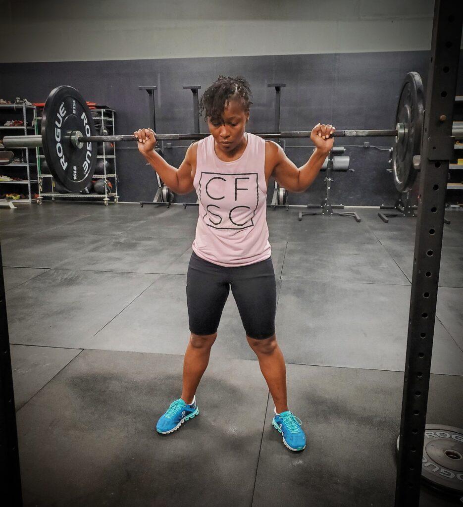 CrossFit Soda City Member Felicia P.