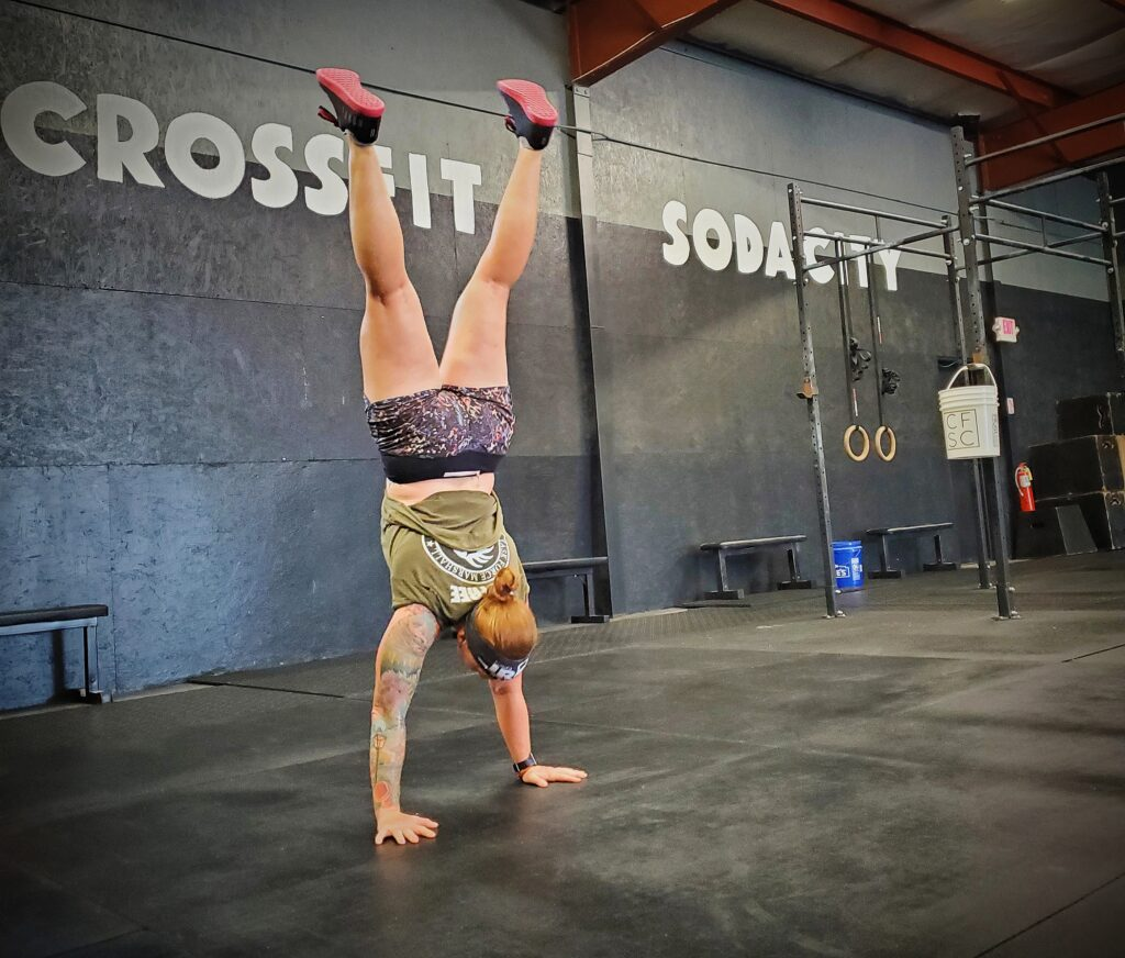 CrossFit Soda City Member Chelsea A.