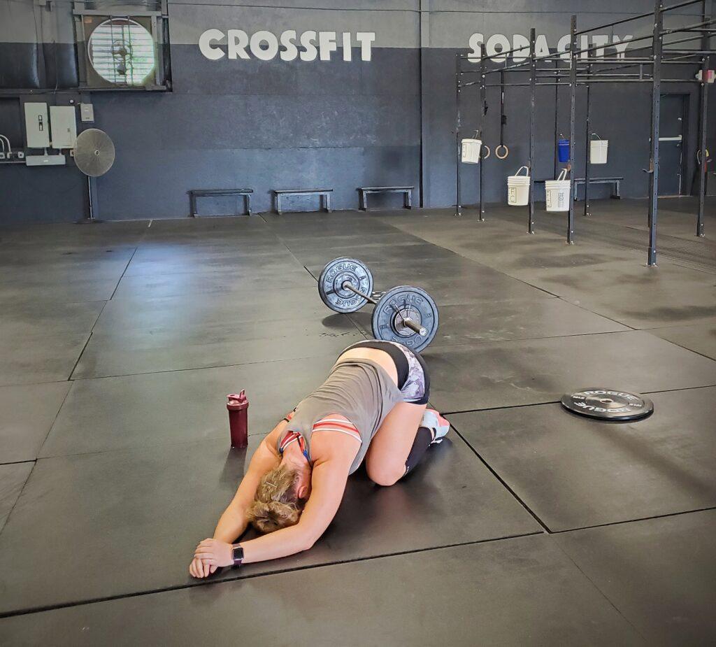 CrossFit Soda City Member Laura M.