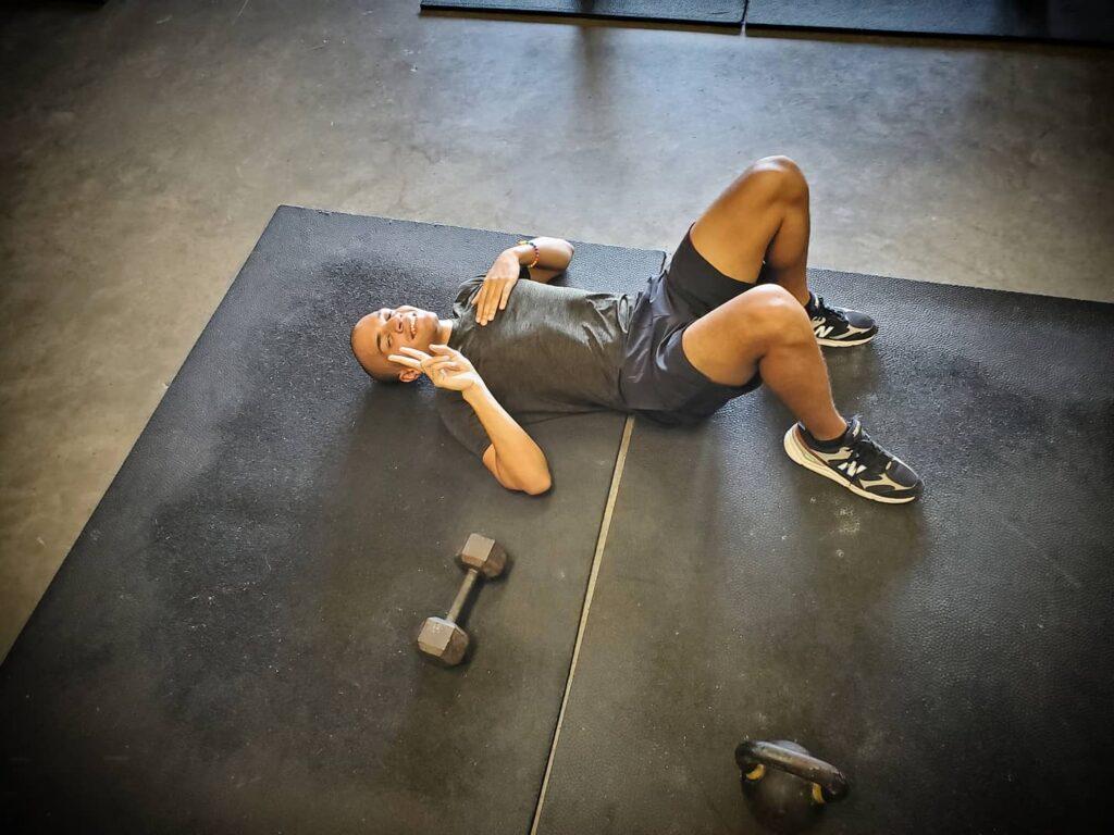 CrossFit Soda City Member Kendhall