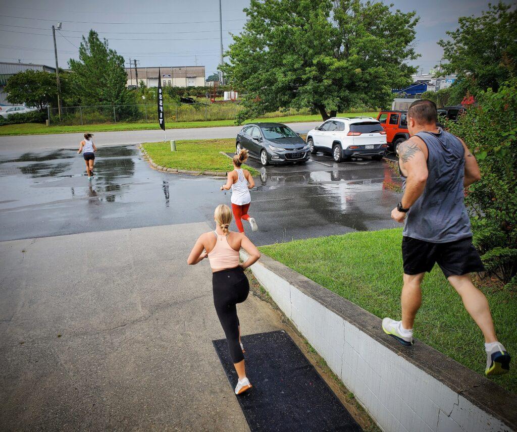 CrossFit Soda City - Rain or Shine