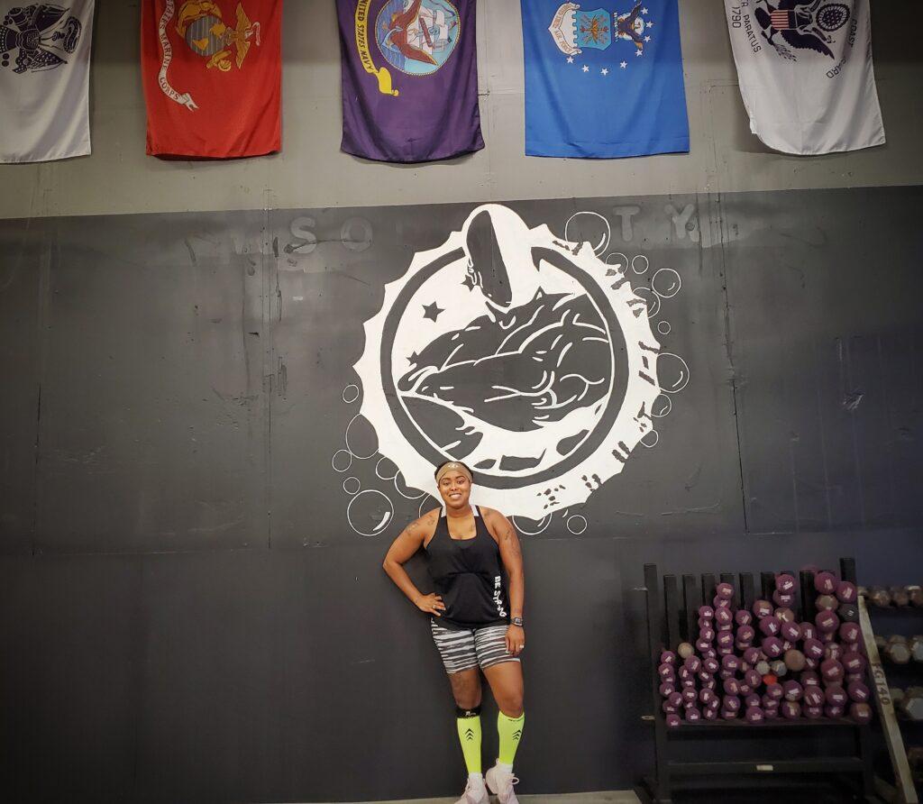 CrossFit Soda City Member Tiffany M.