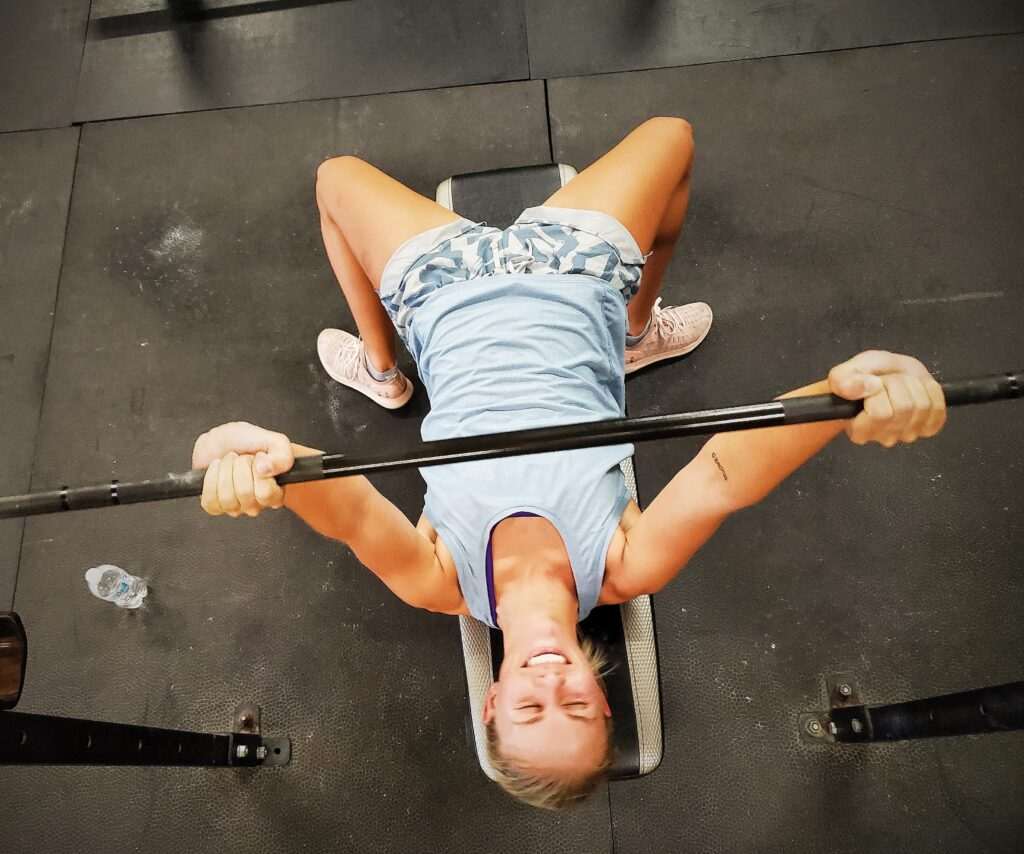 CrossFit Soda City Member Aubrey