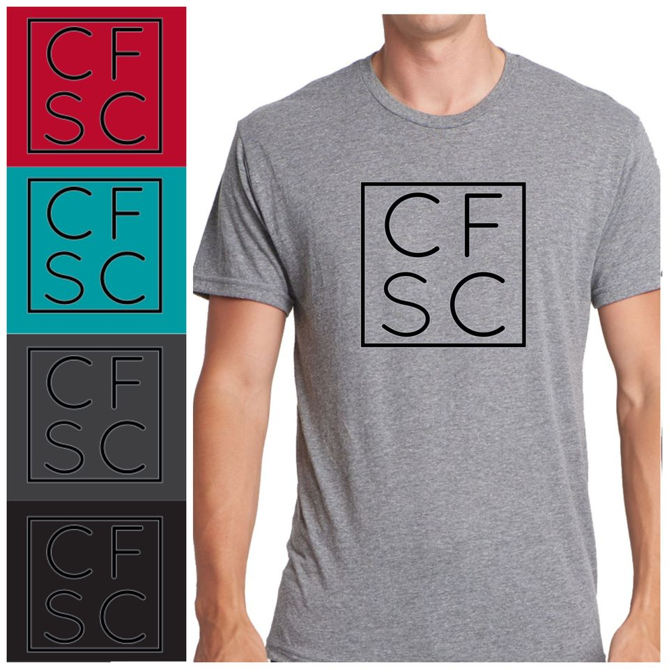 CrossFit Soda City classic square shirt