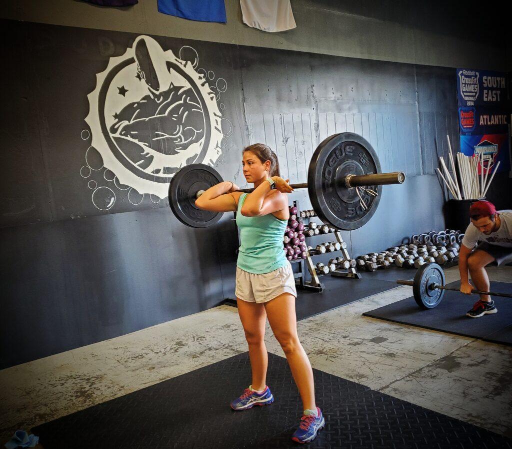 CrossFit Soda City Member Alexis B.