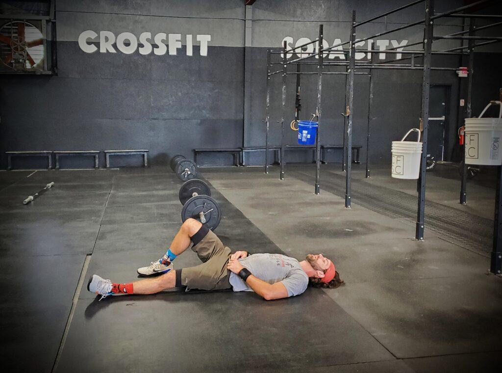 CrossFit Soda City Member Kyle M.