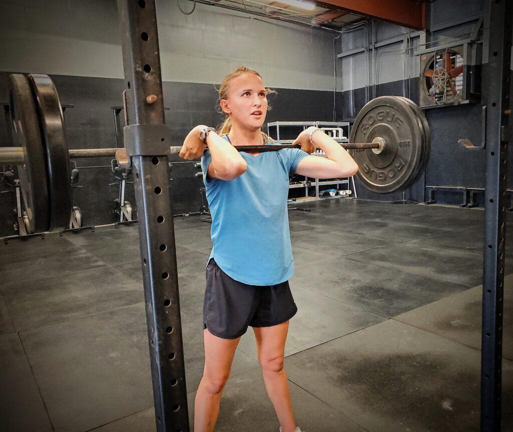 CrossFit Soda City Member Gayle.