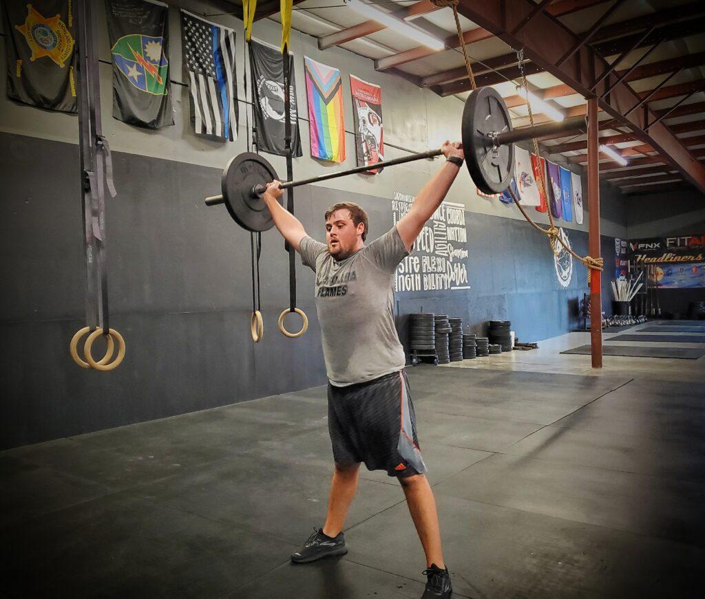 CrossFit Soda City Member Josh F.