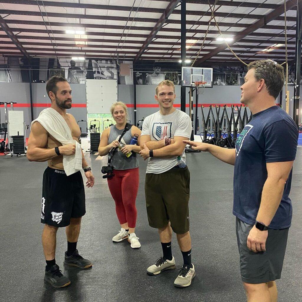 CrossFit Soda City Coach Skyelar