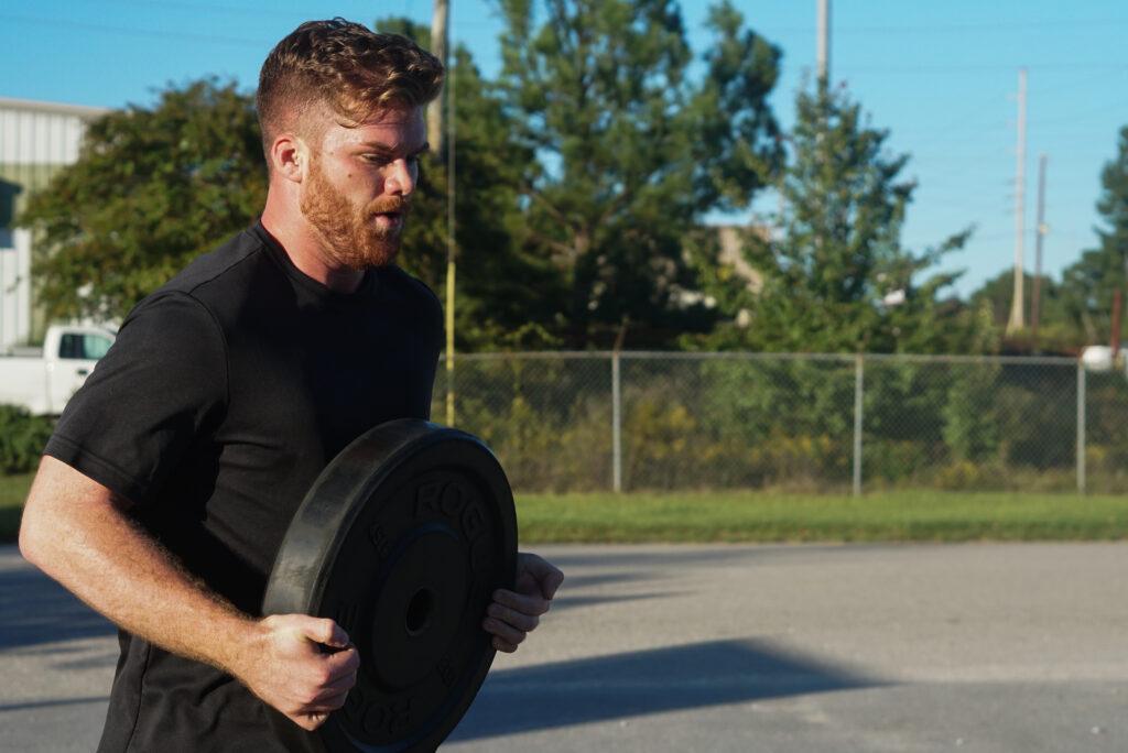 CrossFit Soda City Member Luke O.