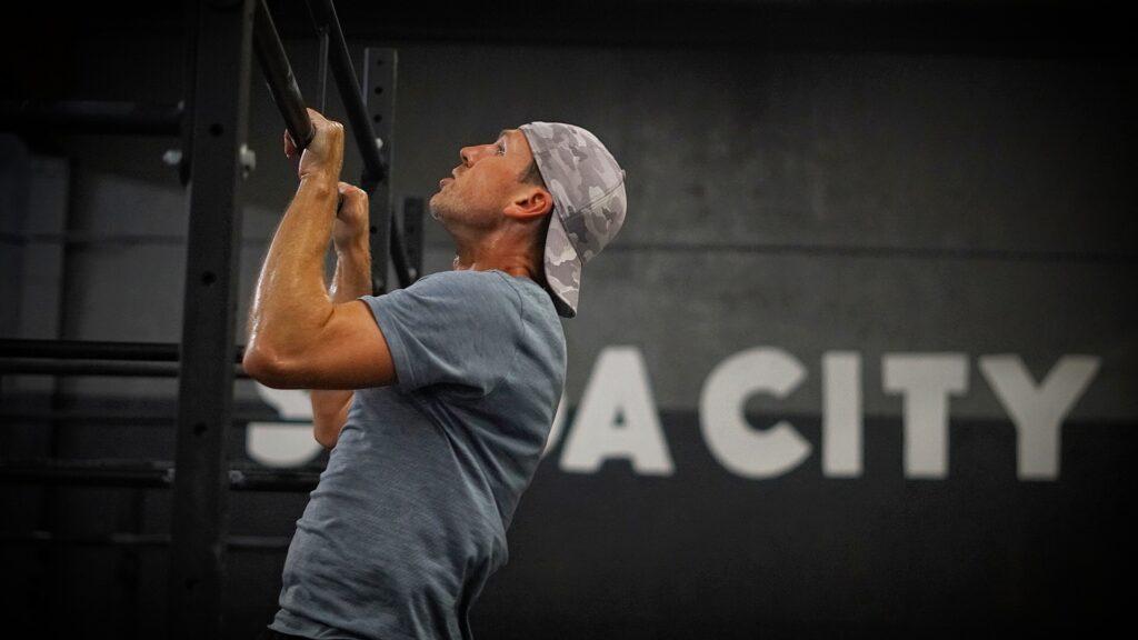 CrossFit Soda City Member Eric C.